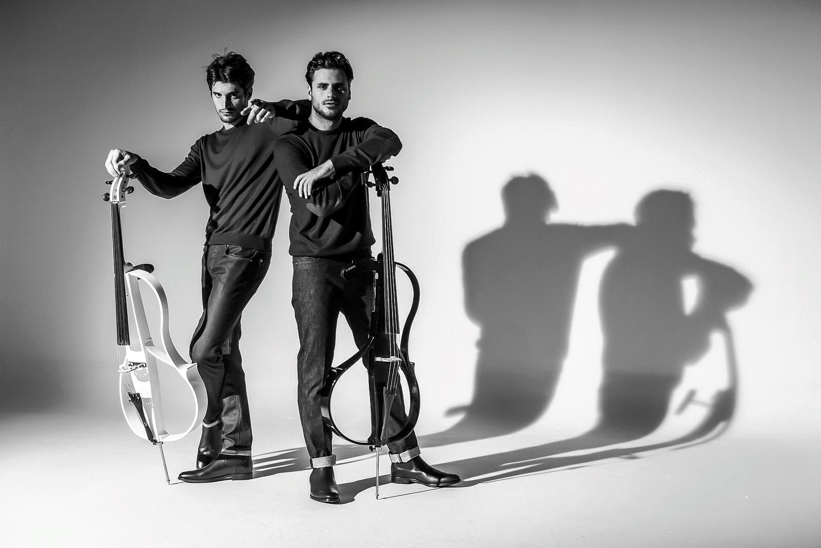 2Cellos at 2015 Terraneo Summer Break in Zadar - Hostel Forum Blog