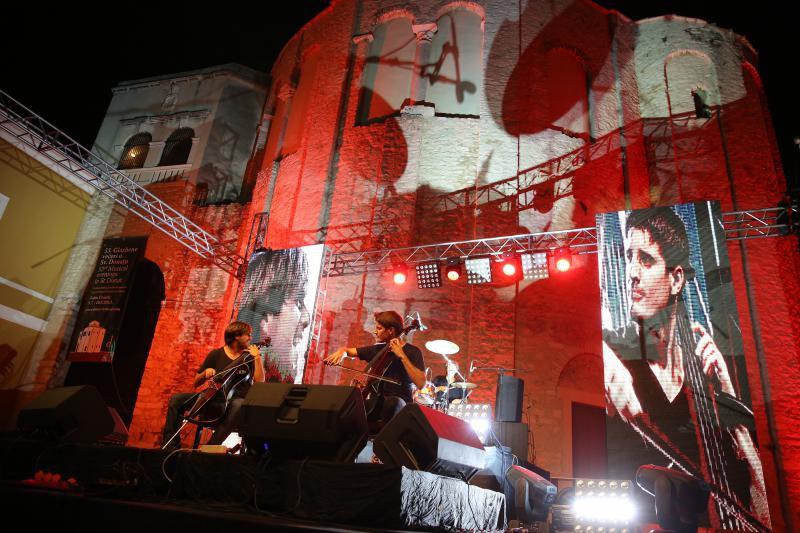 2Cellos at 2015 Terraneo Summer Break in Zadar