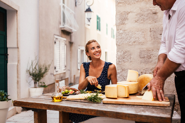 Pag Island Cheese - Zadar Region
