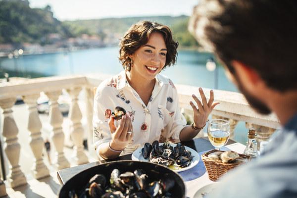Les meilleures expériences hédoniques des vacances à Zadar