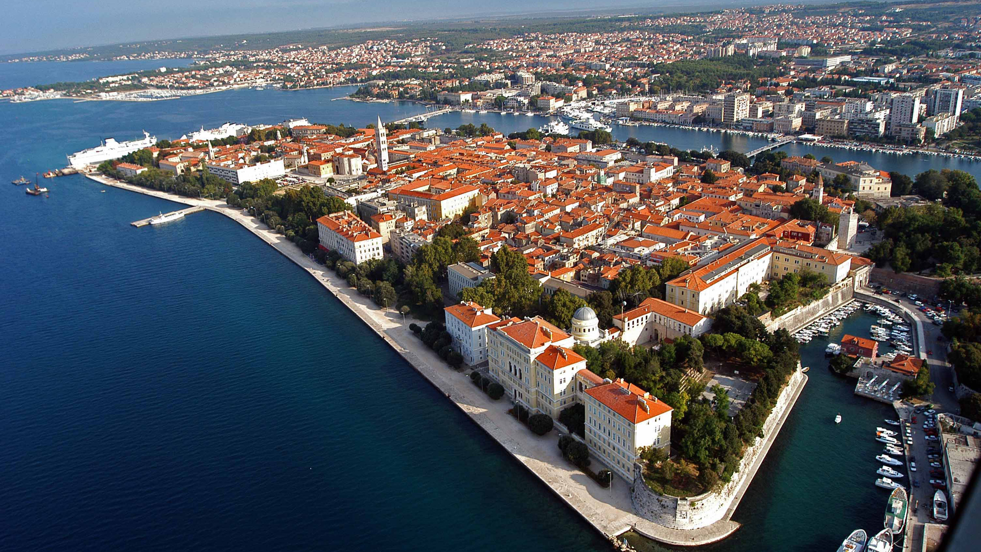 Spring In Europe 2018 >> Check Out The Best of Zadar in 2017